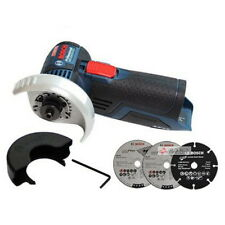 BOSCH GWS10.8-76V-EC Professional Bare tool Compact Angle Grinder Only Body