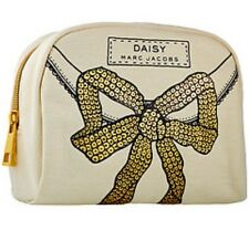 Brand New Marc Jacobs Daisy Makeup Bag Cosmetic Case Pouch Clutch