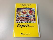 I Have a Dream/Mamma Mia from Mamma Mia! Marching Band Pep Band Score and Parts