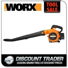 WORX 40V Lithium-Ion Blower / Sweeper - WG568E