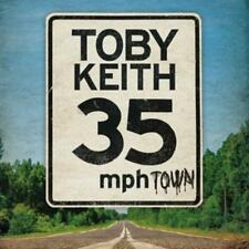Keith,Toby - 35 mph Town - CD NEU