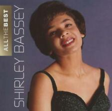All The Best von Shirley Bassey (2012), Neu OVP, 2 CD Set !!!