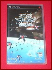 Space Invaders Galaxy Beat for the Japanese Import Playstation Portable PSP NEW