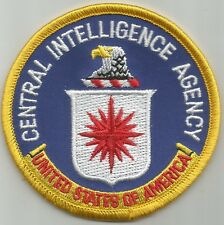 CENTRAL INTELLIGENCE AGENCY ( CIA ) MILITARY PATCH - UNITED STATES OF AMERICA
