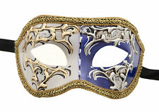 MASQUE DE VENISE COLOMBINE NIGHT AND DAY VIOLET POUR DEGUISEMENT 1337 V72