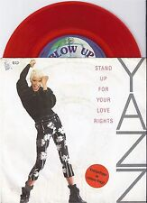 "Yazz, Stand up for your love rights, VG/VG+ 7"" Single 0873-1"