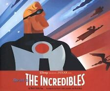 The Art of the Incredibles by Mark Cotta Vaz (2004, Hardcover, Anniversary)