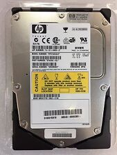 "Seagate HP ST318452LC 18.2GB 15K 3.5"" 80pin SCSI HDD 9T4006-021 a-01-0303-2"