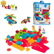 Tinker Toys - Building Blocks Set for Toddlers - Educational for 2+ Years Old