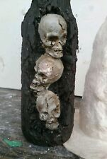 "CONCRETE PLASTER MOLD LATEX ONLY 7.5""tall Ready to ship"