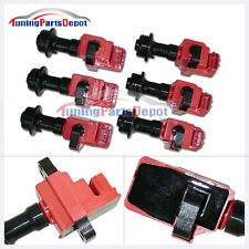 For Nissan SKYLINE R34 GTT ER34 ENR34 RB25DET RB25DE NEO Ignition Coil Pack TPD