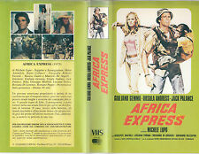 Africa Express (1975) VHS EDIZIONI EDEN