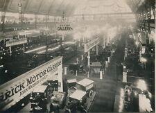 LONDRES c. 1910 - Exposition Internationale Automobile Salon UK  - 4