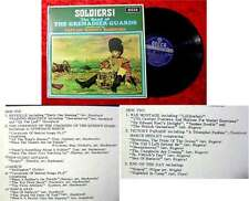 LP Band of Grenadier Guards: Soldiers! (1967)