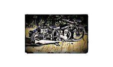 1929 ariel Bike Motorcycle A4 Photo Poster