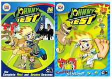 JOHNNY TEST SEASONS 1 2 3 4 ONE TWO THREE FOUR - NEW!!