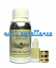 *NEW* Tom Arabian Oud by Surrati 3ml Itr Attar Oil Based Perfume Oudh