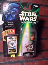Hasbro Yoda Star Wars Power of the Force Flash Back Action Figure NEW