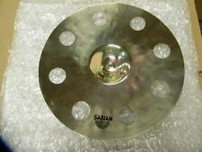 "Sabian HHX Evolution O-zone 18"" crash cymbal. new condition never played"