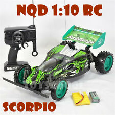 NQD 1:10 Scale RC Radio Remote Control Racing Sport Car Dirt Buggy Green SCORPIO