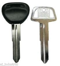 Mitsubishi Lancer, Mirage, Outlander Spare Key Blank Twin Pack ( 2 Keys )