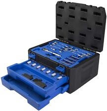 Kobalt 100-Piece Standard (SAE) and Metric Mechanic's Tool Set with Hard Case
