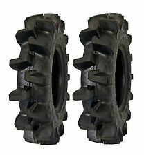 (2) New Interco 27x6-12 27-6-12 Interforce II 6-Ply ATV Mud AG Tires