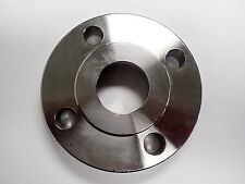 """HF STAINLESS 4 BOLT FLANGE 1 1/2""""WELD-IN SWRF S40S 150LB B16.5 A/SA182 F304/304L"""