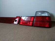 bmw e34 heckblende&taillights  for e34,m5 alpina ,hartge 5 pieces NEW HELLA