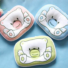 Bear Pillow Newborn Infant Baby Support Cushion Pad Prevent Flat Head Anti Roll
