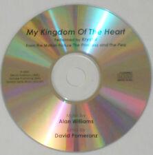 Krystal - My Kingdom Of The Heart - 2002 Promo CD Single