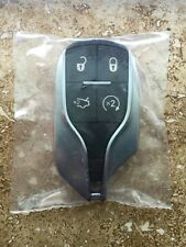 12 - 15 OEM MASERATI QUATTROPORTE GHIBLI SMART KEY REMOTE START FOB (4-BTN) NEW!