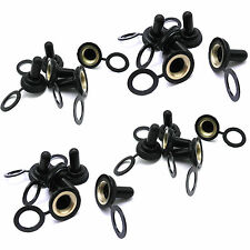 20 pcs 12mm Toggle Switch Waterproof Rubber Resistance Boot Cover Cap US Stock