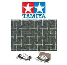 Tamiya 87169 Diorama Material Sheet (Grey Brickwork) 1:35/1:24/1:20 Scale