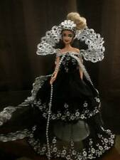Gothic Regal Queen Marie Antoinette ~ Barbie doll OOAK,By Yali