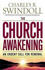 The Church Awakening: An Urgent Call for Renewal - LikeNew - Swindoll, Charles R