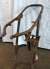 TRIUMPH T150 TRIDENT TRIPLE  REAR SUBFRAME, USED, IN GOOD CONDITION.