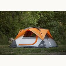 Coleman 3 Person Instant Dome Tent 7' X 7' New