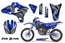 YAMAHA YZ250F YZ450F 03-05, WR250 WR450 05-06 GRAPHICS KIT DECALS FBBLNPR