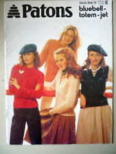 PATONS CLASSIC BOOK 53 FOR LADIES -