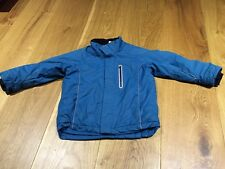 Children's Ski Jacket age Europe 122 Turquoise