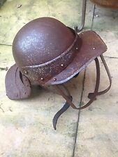 English Civil War Lobster Pot Helmet