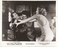 PF The Lady vanishes ( Cybill Shepherd )