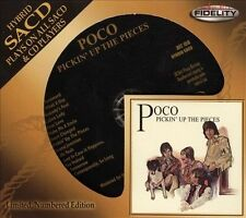 POCO: PICKIN' UP THE PIECES SACD AUDIO FIDELITY AFZ 158 LIMITED EDITION NEW!