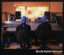 Audio by Blue Man Group (CD, Dec-1999, 2 Discs, Virgin)