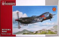 "SPECIAL Hobby 1/72 sh72308 HISPANO-SUIZA ha-1112 m-1l BUCHON ""SPAGNOLO"" AF kit modello"