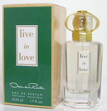 Oscar de la Renta Live in Love  50 ml EDP Spray