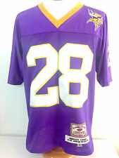 Adrian Peterson Jersey Minnesota Vikings LE 2004 Players of the Century Mens 48