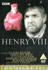 Henry VIII - BBC Shakespeare Collection Claire Bloom Brand New Sealed DVD