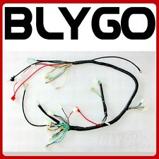 Engine Wiring Harness Loom GY6 125cc 150cc Quad Bike ATV Buggy Square edge CDI